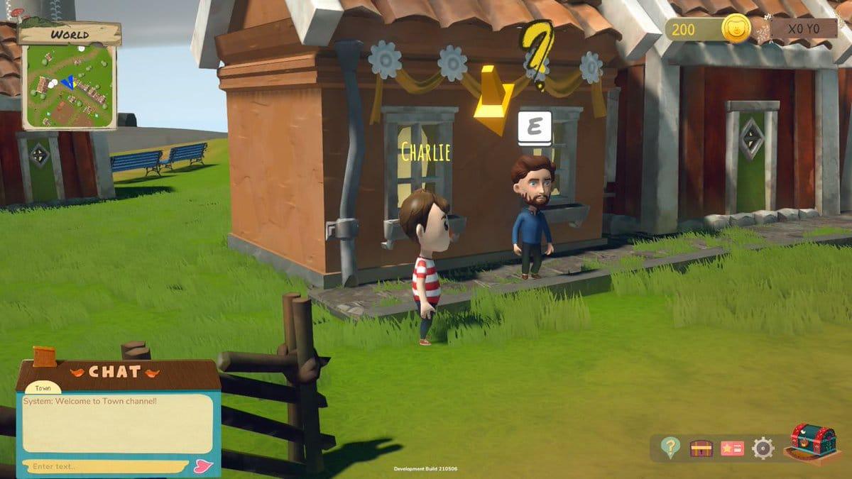 My Neighbour Alice es un juego de Steam NFT con fecha de lanzamiento en primavera de 2022.