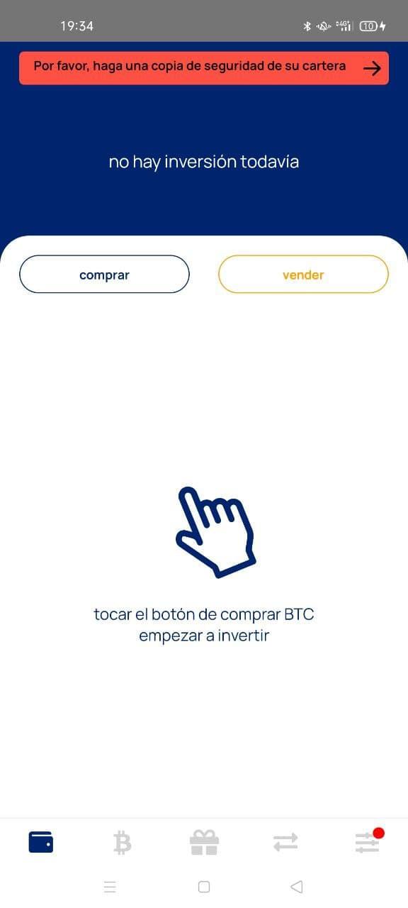 Comprar Bitcoin sin enviar identificacion con la app Relai