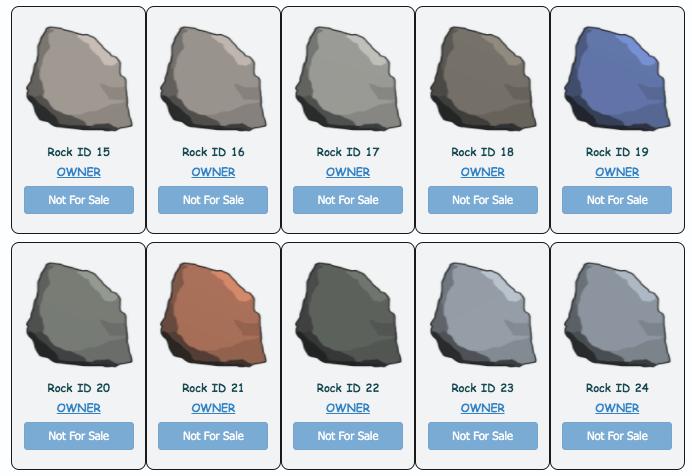 por que la gente compra rocas digitales nft