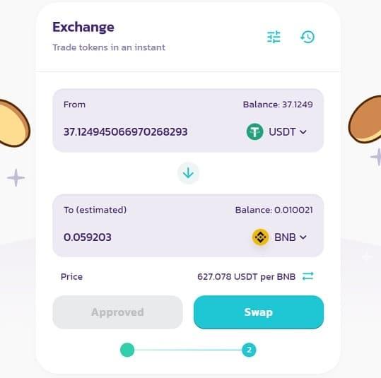 pancakeswap-swap-tokens