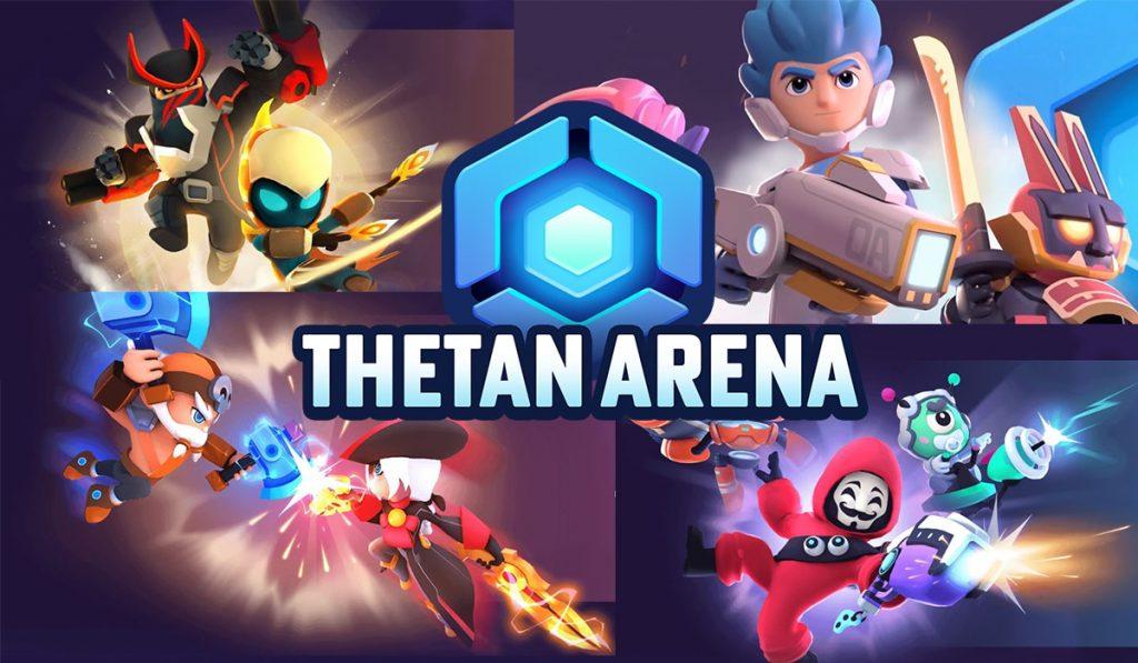 Thetan arena cuando sale
